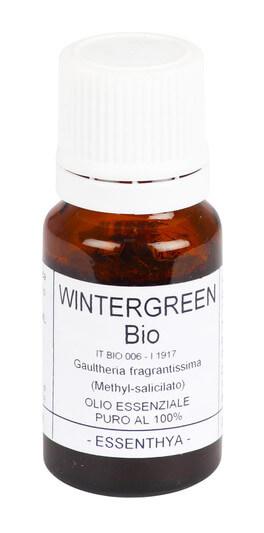 Olio essenziale di wintergreen bio Image