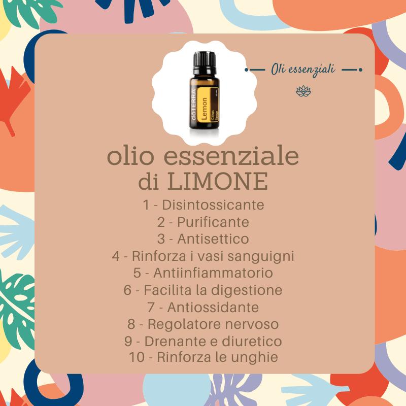 olio-essenziale-di-limone-proprietà-benefiche